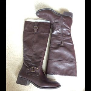 Rampage Tall Boots Size 8